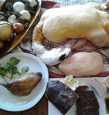 Vente de spécialités culinaires au canard près de Douai